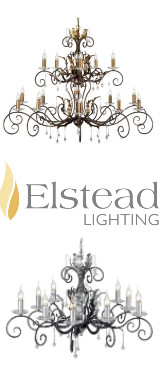 oświetlenie Elstead